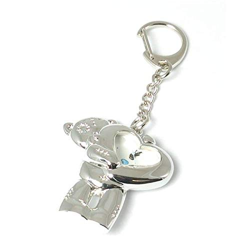 Me To You Tatty Teddy Heart Watch Key Ring MTYG11 Christmas Gift