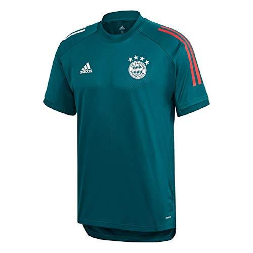 Adidas - Maglia da allenamento del Bayern Monaco, taglia XL, colore: Verde