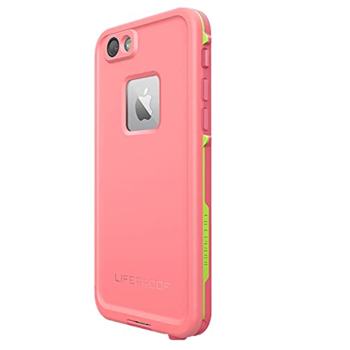 Series Waterproof Case for iPhone 6/6s for LifeProof FRĒ - Retail Packaging - Banzai (iPhone 6/6s, Pink)