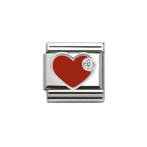 Nomination 330305/01 - Bead componibile da donna, argento sterling 925 e smalto