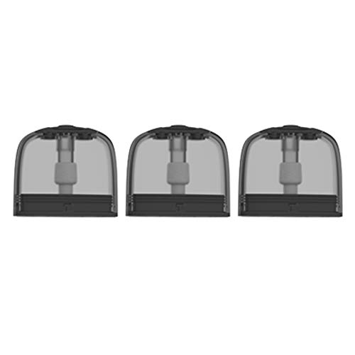 Vaptio Sleek Kit cartuccia 1.5mL atomizzatore con 0.8ohm Pod Coil per UVaptio Sleek Pod System vaporizzatore - 3 pezzi