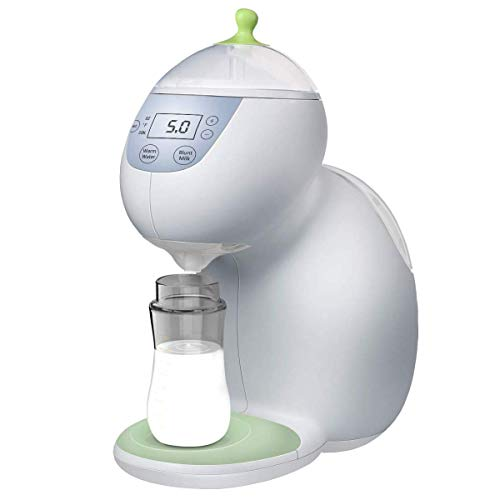 Rxlife Baby Formula Maker, Smart Formula Dispenser Machine Instant Heating Automatically Mix, Easily Make Bottle with Automatic Powder Blending