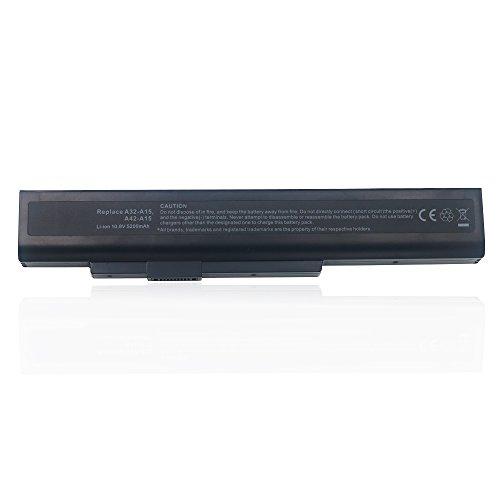BTMKS A32-A15 A42-A15 Notebook Laptop Akku für Medion Akoya E6221 E6222 P6631 P6634 P6635 P6637 P6638 P7621 P7815 P7816 MD97886 MD97889 MD98383 P7817 MD97888 FPCBP343 FMVNBP217 CP569291-XX Batterie