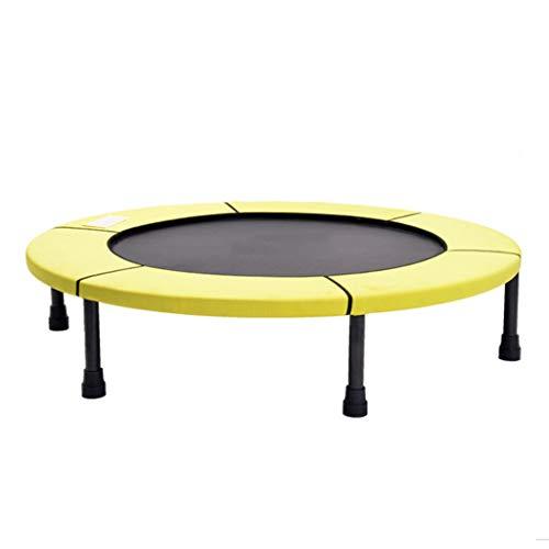 Trampoline Outdoor tuintrampoline met 150 kg, complete springmat, randbescherming, beweging en aerobic-fitness