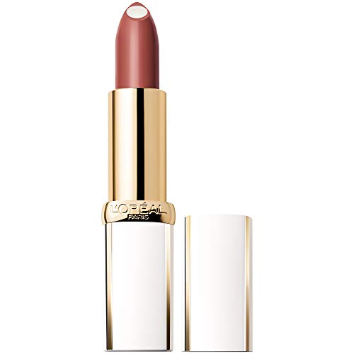 L'Oreal Paris Age Perfect Luminous Hydrating Lipstick, Bright Mocha, 0.13 Ounce