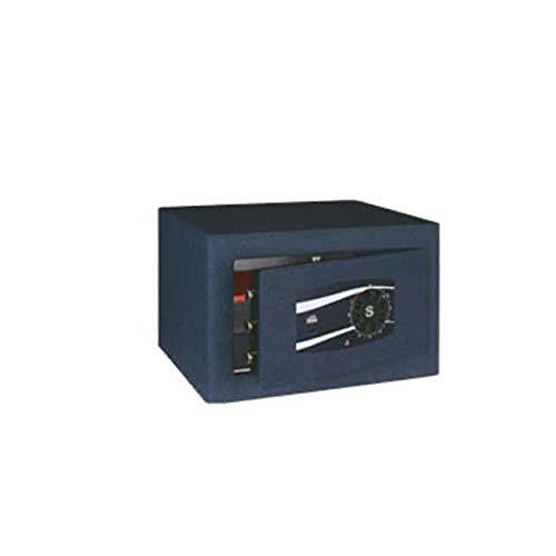 Stark - Cassaforte mobile monolitico con serratura a chiave, combinazione a disco serie 360 369, 580 x 900 x 500 mm