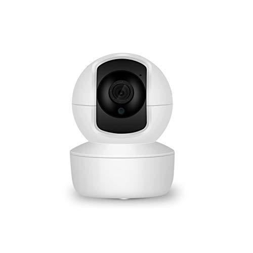 TENKY Cámara IP Inalámbrica 4K Micro Cámara de Vídeo Seguimiento Humano AI Cámara WiFi de Vigilancia de Seguridad Doméstica Grabadora de Vídeo Espía