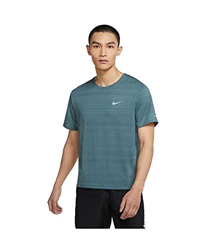 NIKE Camiseta Deporte Hombre Gris CU5992-387 (M)
