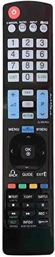 MYHGRC Universalfernbedienung AKB75095309 für LG Fernbedienung smart tv 3D Fernseher Ersetzt Modell AKB72914209 AKB73615303 AKB72914293 AKB76756504 AKB72915231 AKB73615362 AKB73615302 AKB73615397