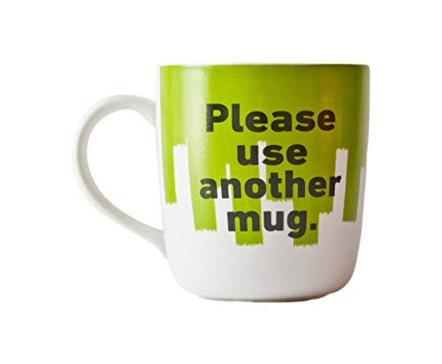 Propaganda Kaffeebecher Mr. P Please use Another Mug P-1110446
