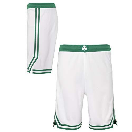 Nike NBA Youth Boys (8-20) Swingman Association Shorts, Boston Celtics Large (14-16)