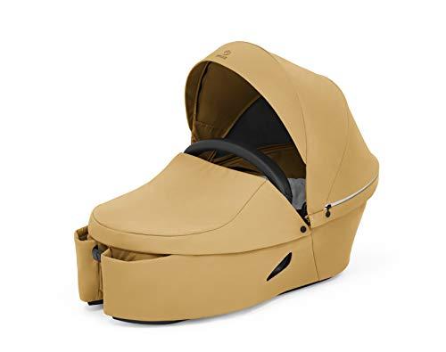 Stokke Xplory X Babyschale - Kinderwagen-Aufsatz für Stokke Xplory Fahrgestell - Farbe: Golden Yellow