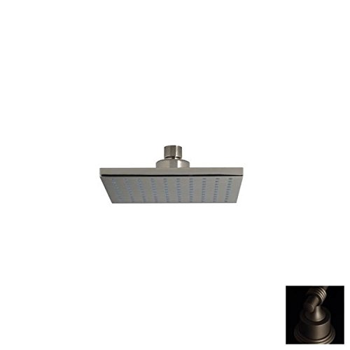 Best Price Santec 70803349 SHOWER Oil Rubbed Bronze 12 SQUARE RAIN HEAD (1/2 female connection, 12...