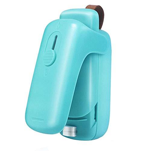 Aomier Máquina de sellado al vacío para bolsas de cocina, dispositivo de sellado térmico