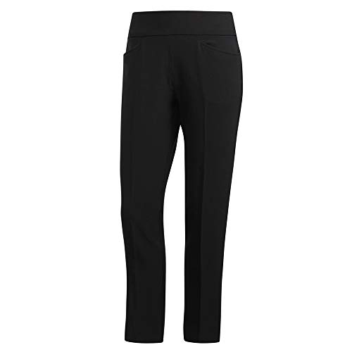 Women's Golf Pull-On Ankle Pant, Black, Large