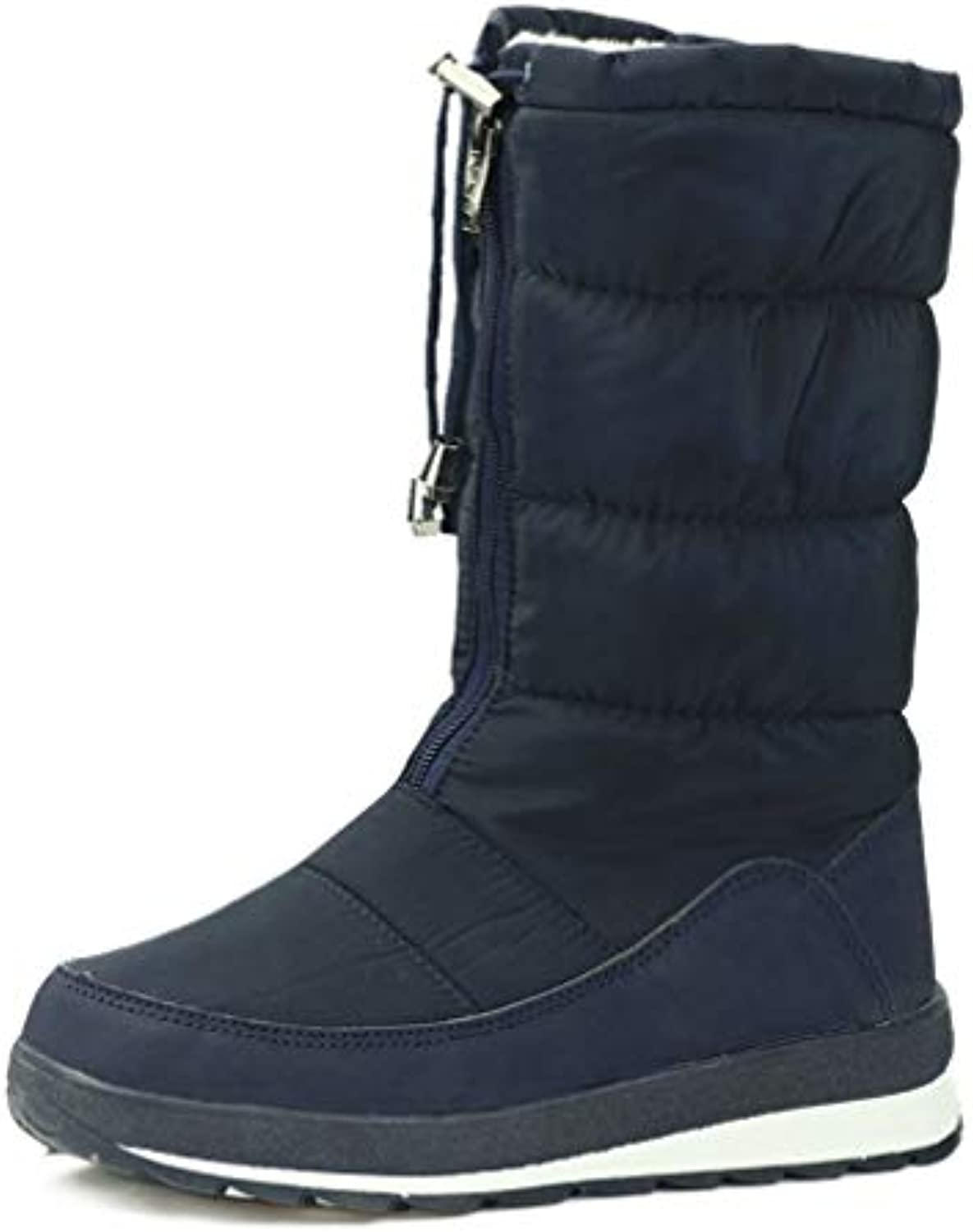 a1dc2f24cf T-JULY Russian Winter Boots for Women Winter shoes Female Comfortable Snow  Boots