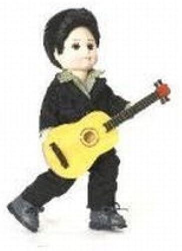 Entrega gratuita y rápida disponible. Elvis Presley azul Suede zapatos by Madame Alexander by Alexander Alexander Alexander Doll  muchas sorpresas