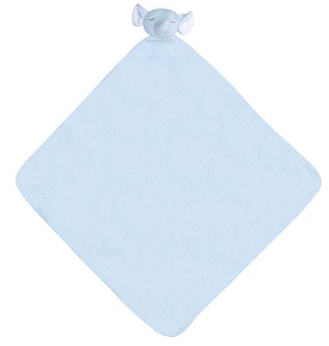 Angel Dear Napping Blanket, Blue Elephant