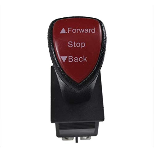 YUSHAOLI YSLI® Adelante/Apagado/reversa del Motor Interruptor de Control de Marcha atrás Burshless...
