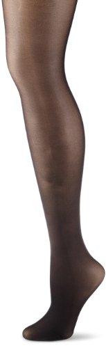 ELBEO Damen PH Soft & Resistant Feinstrumpfhose, Transparent, Schwarz (schwarz 3800), 44/46 (IV)
