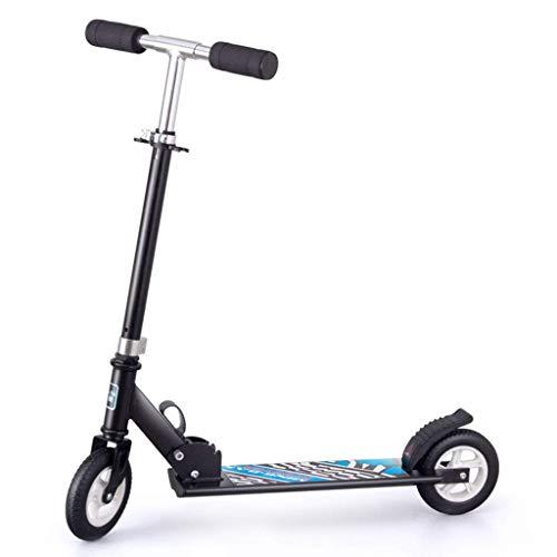 JKCKHA. Kinder treten Roller Indoor Fahrrad Junge und Mädchen, Roller Kindervorschul Auto Vorschul Roller...