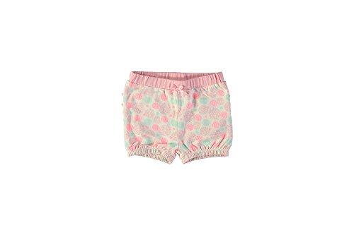 Little Bampidano baby meisjes korte broek bloem roze maat 62-80 (68)