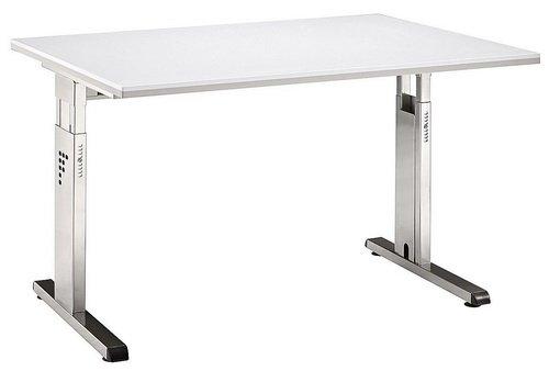Unbekannt Schreibtisch MEGA 120 x 80 Weiß