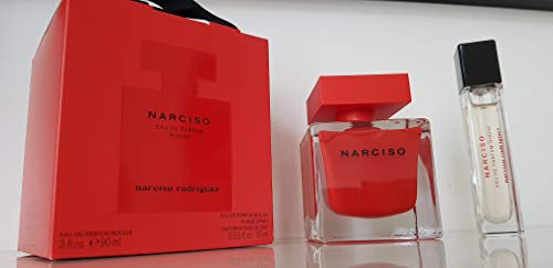 Narciso Rodriguez Rouge Eau de Parfum para mujer, 90 ml