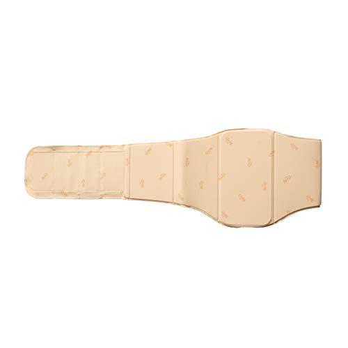 M&D 0100 Tabla Abdominal 360 Ab Board Post Surgery Lipo Foam and Compression Boards for Liposuction Beige L