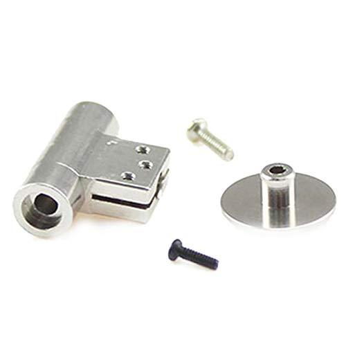 Basage Metal Juego De Clips De Cabeza De la Cuchilla Principal para Xk K130 RC Partes De HelicóPteros Accesorios De RC