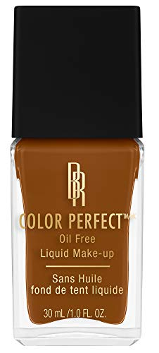 Black Radiance Color Perfect Liquid Make-Up, Deep Amber, 1 Ounce