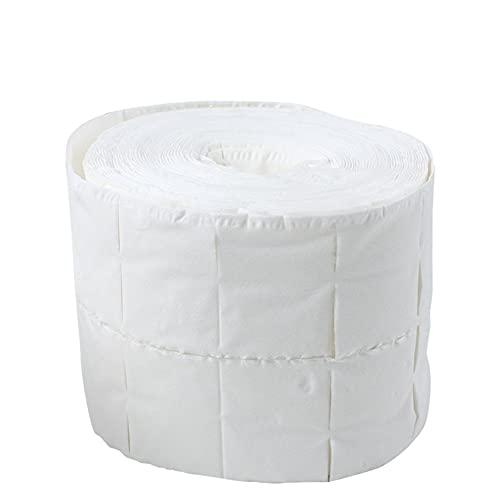 SENZHILINLIGHT Portátil de viaje marca esmalte de uñas removedor de uñas Clearner Gel ligero uso de uñas envolturas lavado toalla lavado
