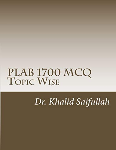 Plab 1700 Mcqs: Topic Wise