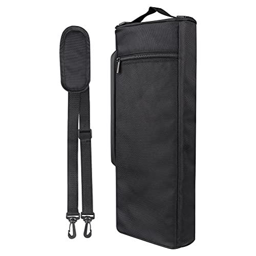 Bolsa enfriador de golf, enfriador suave de lados aislados con capacidad para 6 latas o dos botellas de vino, bolsas frescas portátiles para acampar con correa ajustable para el hombro para exteriores