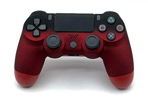 Red Shadow controller mit zusätzlichen Tasten | X + O | for Playstation 4