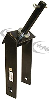 Tail Wheel Fork for 3/4 Axle (348125) Has 1-1/4 Top Pin Replaces Bush Hog