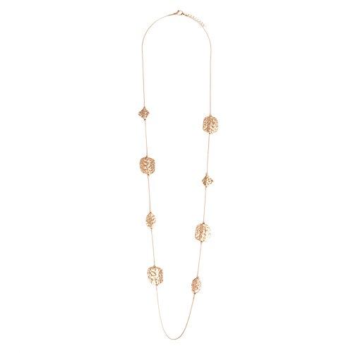 Parfois - Collar Largo Golden Basics - Mujeres - Tallas Única -...