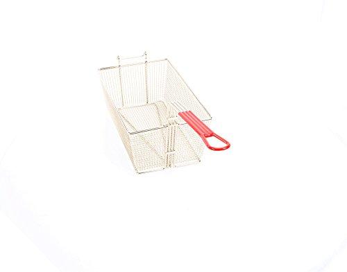 Vulcan-Hart 00-499223-00004 Twin Basket for Compatible Vulcan-Hart Fryers