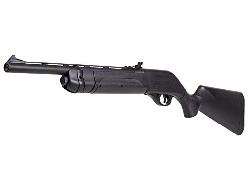 Remington R1100 Single-Shot 1100 Variable Pump .177-Caliber And BB Air Rifle, Black