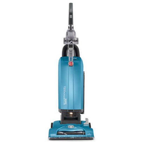 Hoover T-Series WindTunnel Bagged Corded Upright Vacuum UH30300, Blue