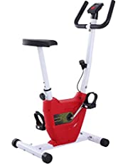 Exercise bike and slimming, Red, CF-937A