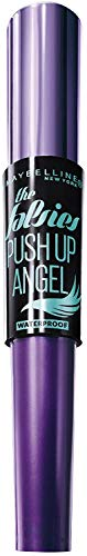 2 x Maybelline New York The Falsies Push Up Angel - Black Waterproof 9.5ml
