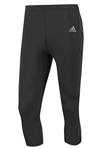 adidas Herren 3/4 Sportleggings Supernova Tights, Black, S, G80000