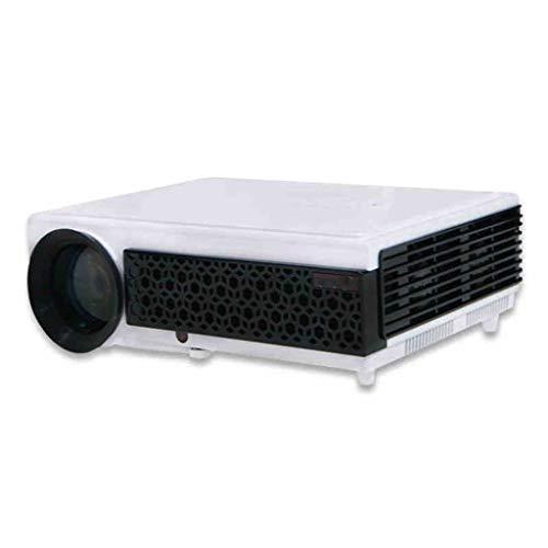 Proyector LIU- LED96 Home Office LED de Negocios HD 1080P Cine en casa, Dibujo de proyección Tamaño 60-150 Pulgadas (cm)