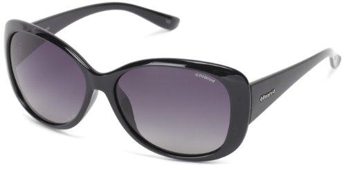 Polaroid P8317 IX KIH Gafas de sol, Negro (Black/Grey Sf Pz), 58 para Mujer
