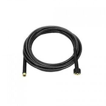 HDR 8 m de tuyau haute pression avec vis 1/4 \