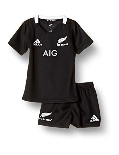 adidas AB Minikit Equipamento de Fútbol, Unisex bebé, Black, 5-6Y