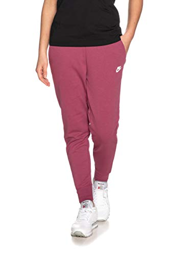 Nike Damen Sportswear Tech Fleece Hose, Pink XS