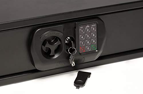 6. SnapSafe Under Bed Safe 75400, Matte Black, Gun Storage and Security