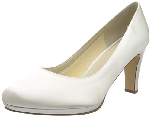 Rainbow Club Damen Grace Pumpe, 40 EU, Ivory Creme